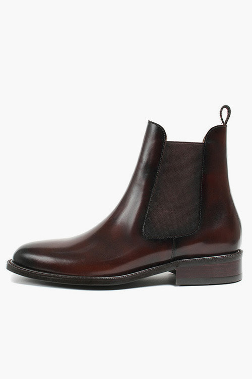 [SEASON SALE]뉴탐페레 첼시 부츠 R17F077 (프렌치 버건디)New Tampere Chelsea Boot (French Burgundy)