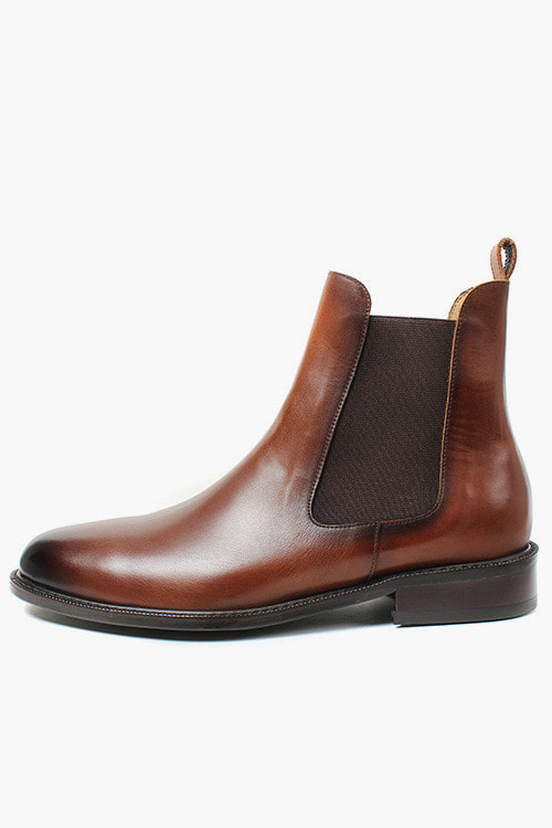 [SEASON SALE]뉴탐페레 첼시 부츠 R17F077 (프렌치 브라운)New Tampere Chelsea Boot (French Brown)