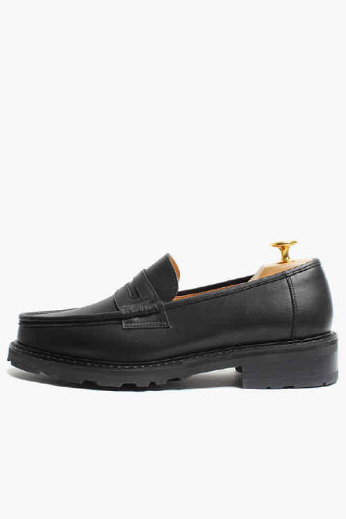 보더 로퍼 R15D067 (블랙)Border Loafer (Black)