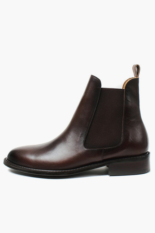 [SEASON SALE]뉴탐페레 첼시 부츠 R17F077 (프렌치 초코)New Tampere Chelsea Boot (French Choco)