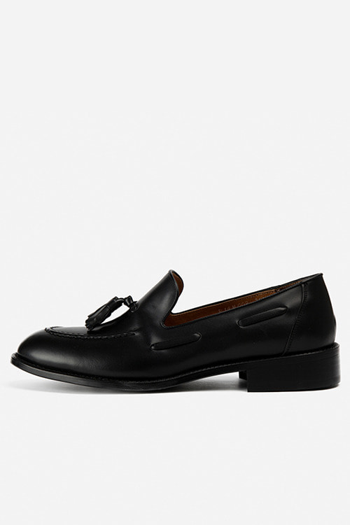 뉴태슬로퍼 R14M009 (블랙)NEW Tassel Loafer ( Black)