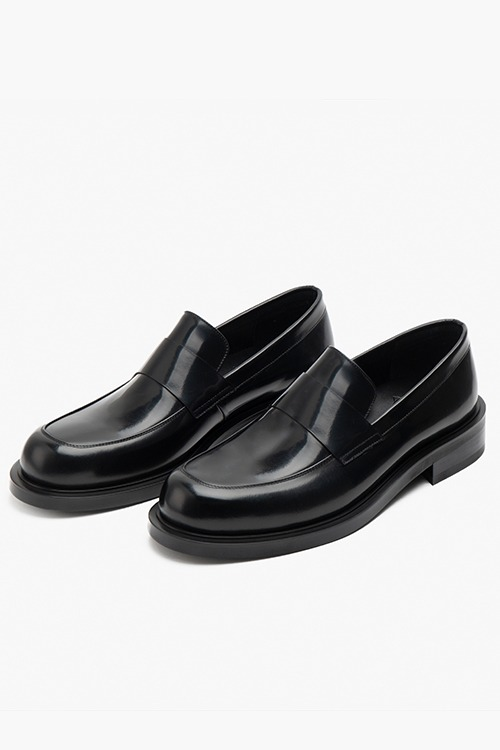 [New Arrival SALE]다우너 로퍼 R21M041 (BX 블랙)Downer Loafer (BX Black)